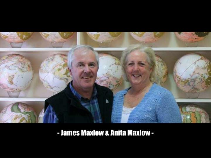 - James Maxlow & Anita Maxlow -