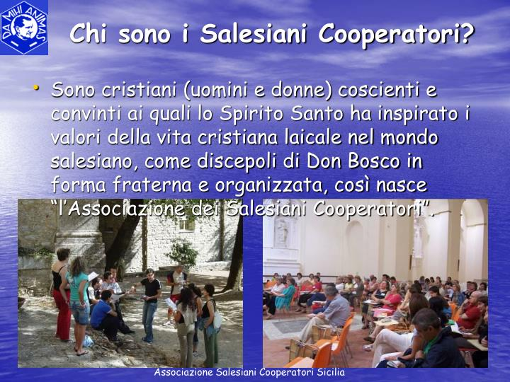 Chi sono i Salesiani Cooperatori?