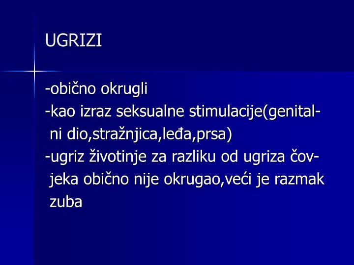 UGRIZI