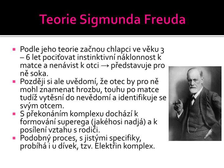 Teorie Sigmunda