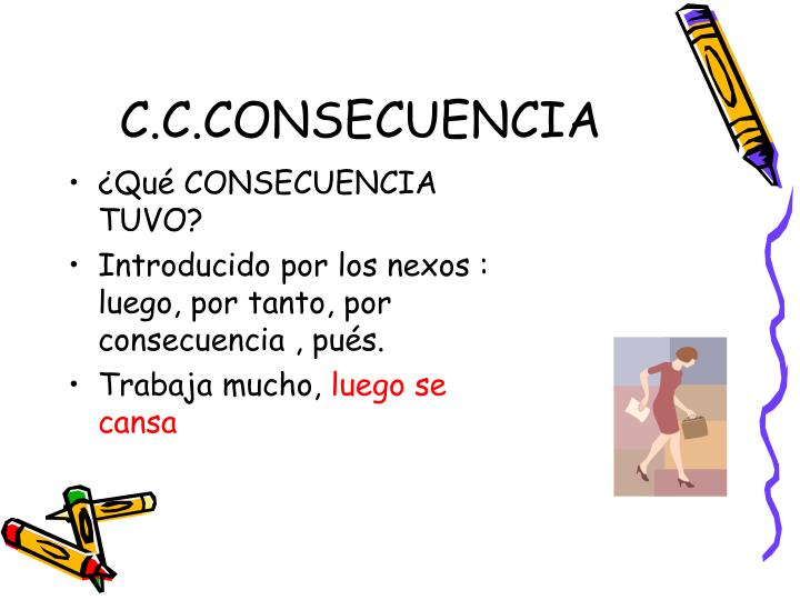 C.C.CONSECUENCIA