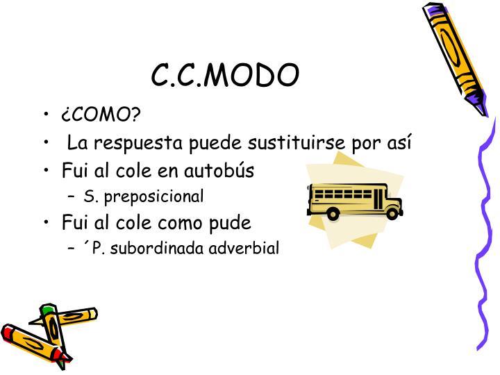 C.C.MODO