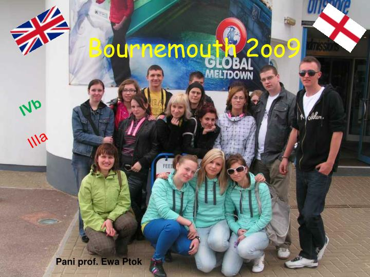 Bournemouth 2oo9