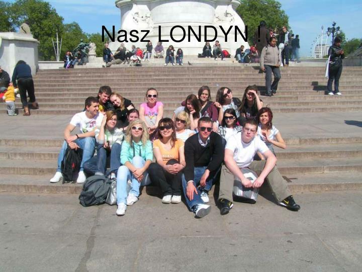 Nasz LONDYN !