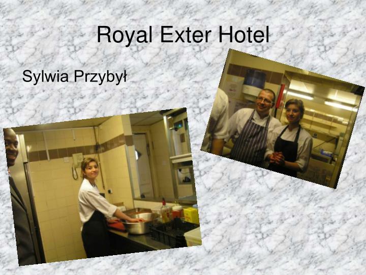 Royal Exter Hotel