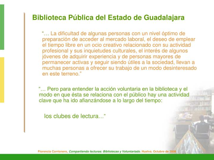 Biblioteca Pública del Estado de Guadalajara