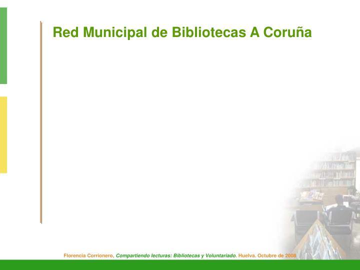 Red Municipal de Bibliotecas A Coruña