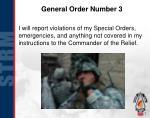 general order number 3