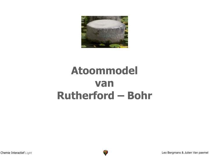Atoommodel