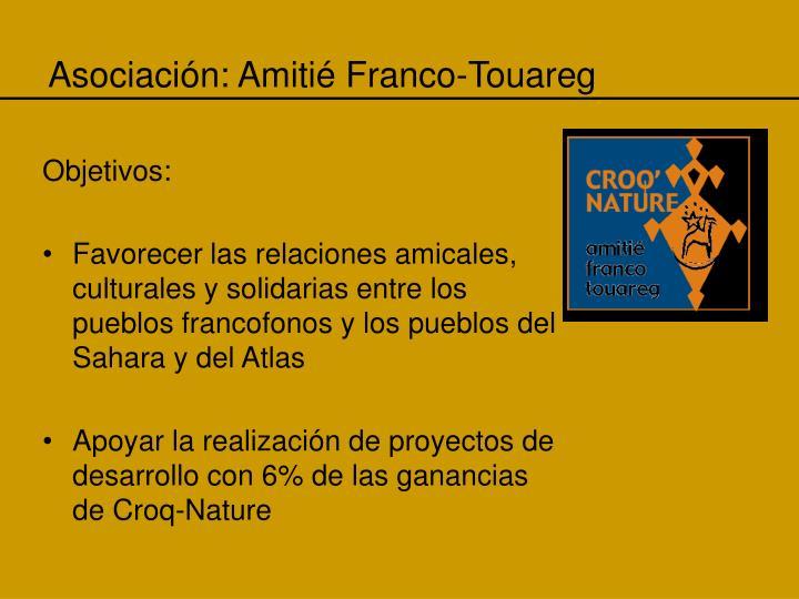 Asociación: Amitié Franco-Touareg