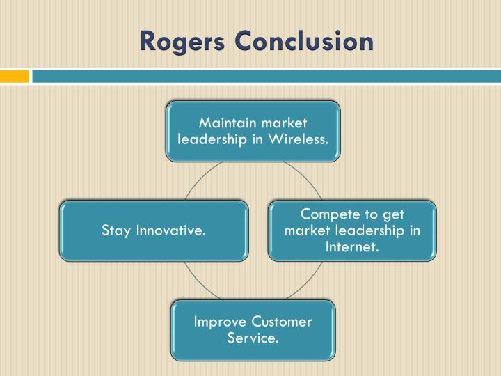 Rogers Conclusion