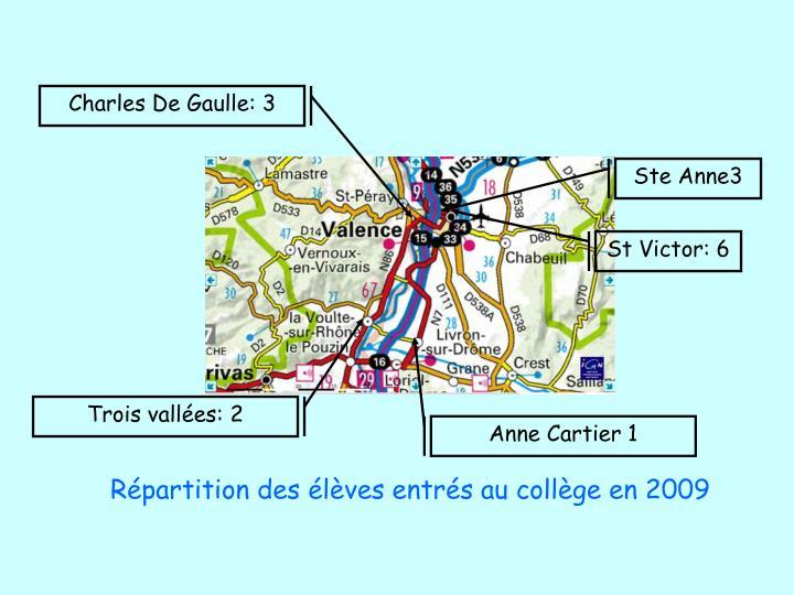 Charles De Gaulle: 3