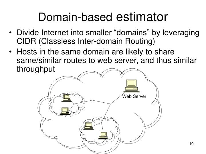 Domain-based