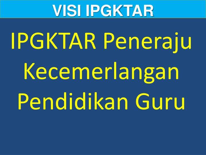 VISI IPGKTAR