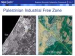 palestinian industrial free zone