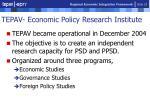 tepav economic policy research institute