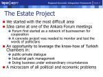 the estate project