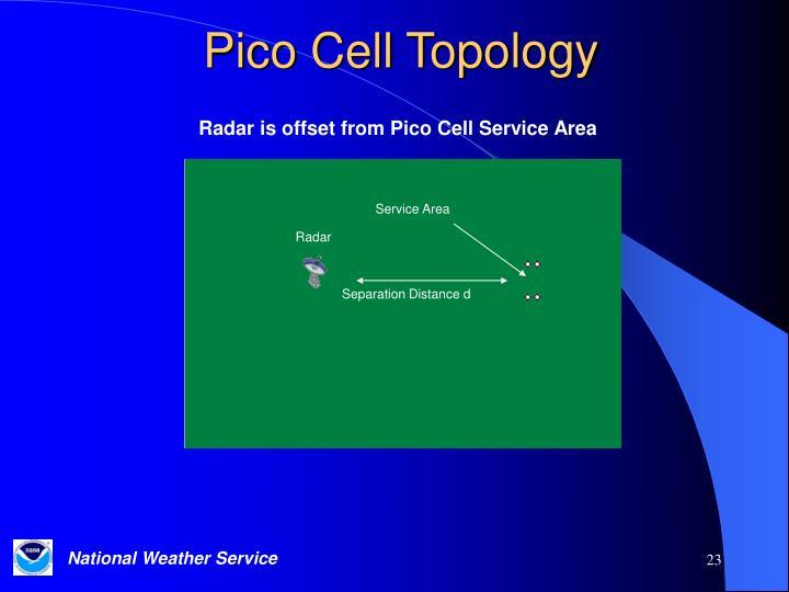 Pico Cell Topology