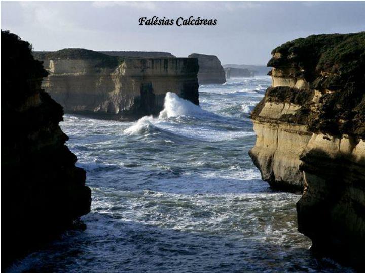 Falésias Calcáreas