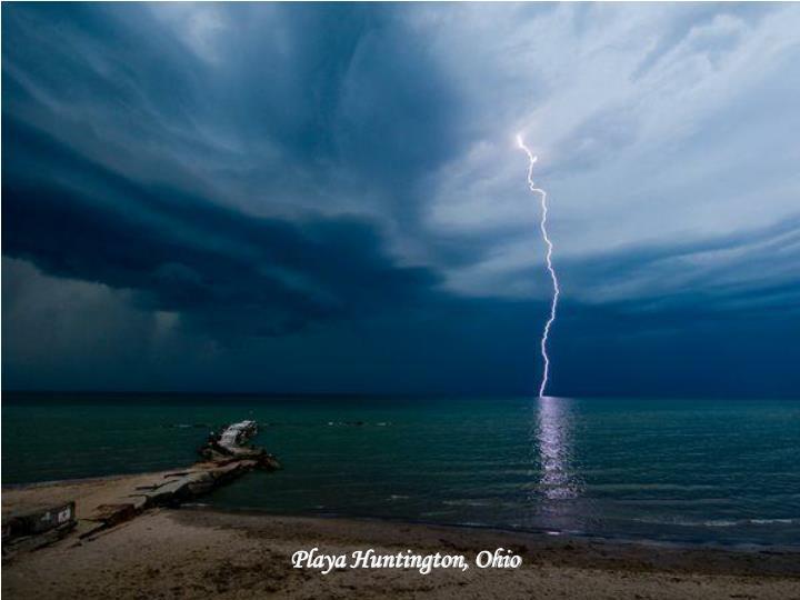 Playa Huntington, Ohio