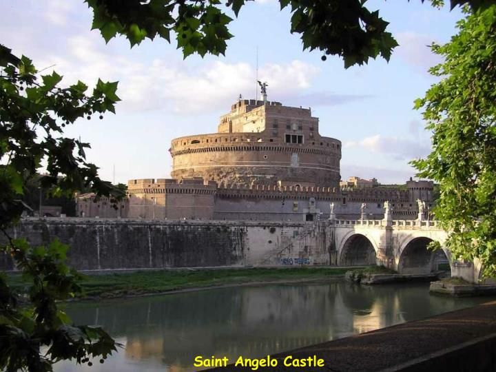 Saint Angelo Castle