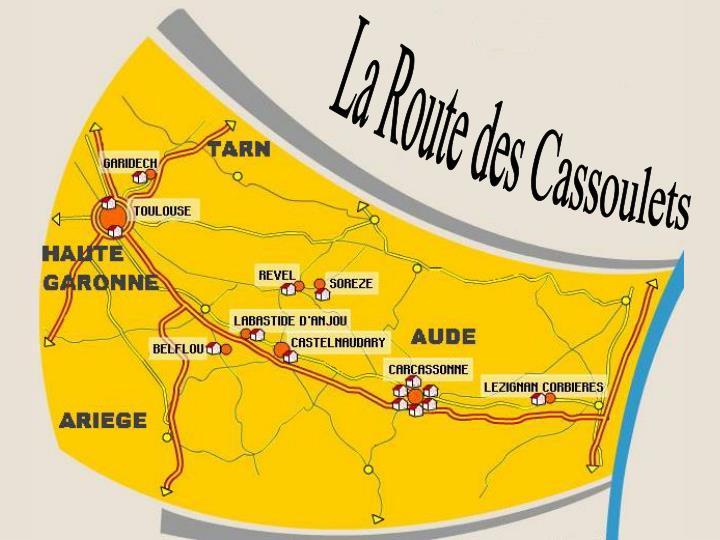 La Route des Cassoulets