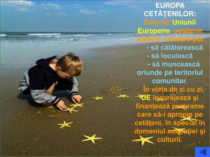 EUROPA CET