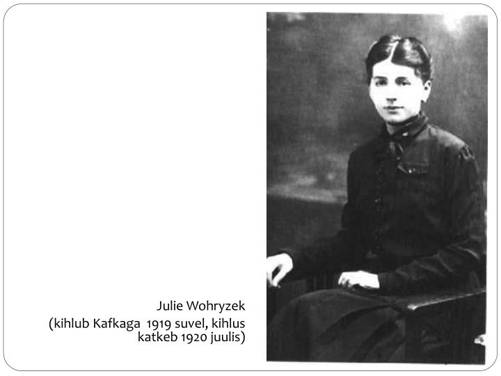Julie Wohryzek