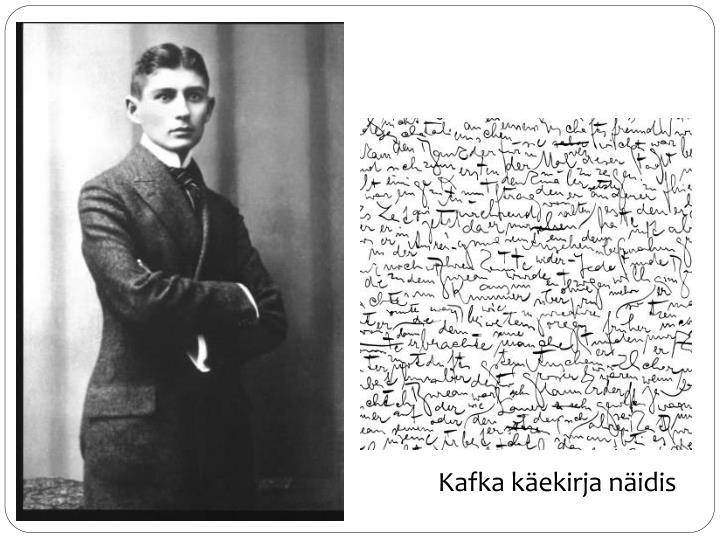 Kafka kekirja nidis
