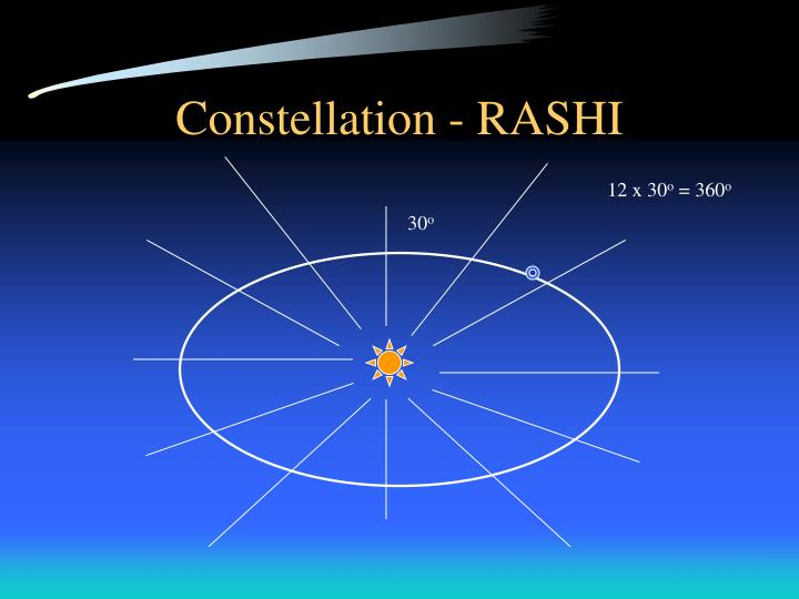Constellation - RASHI