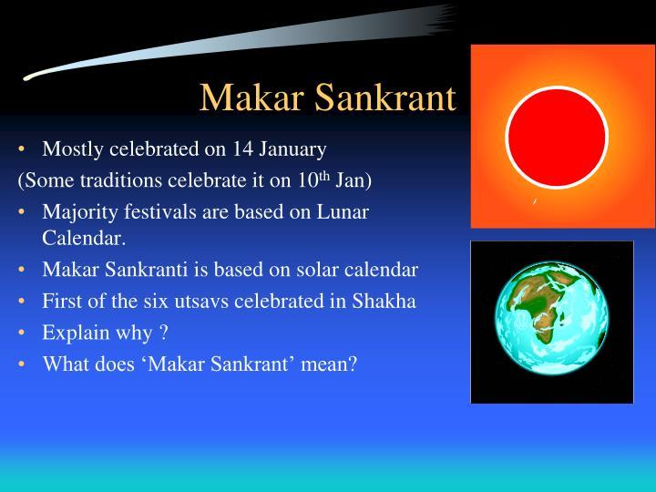 Makar Sankrant
