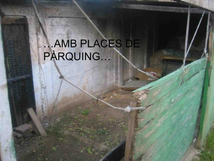 …AMB PLACES DE P