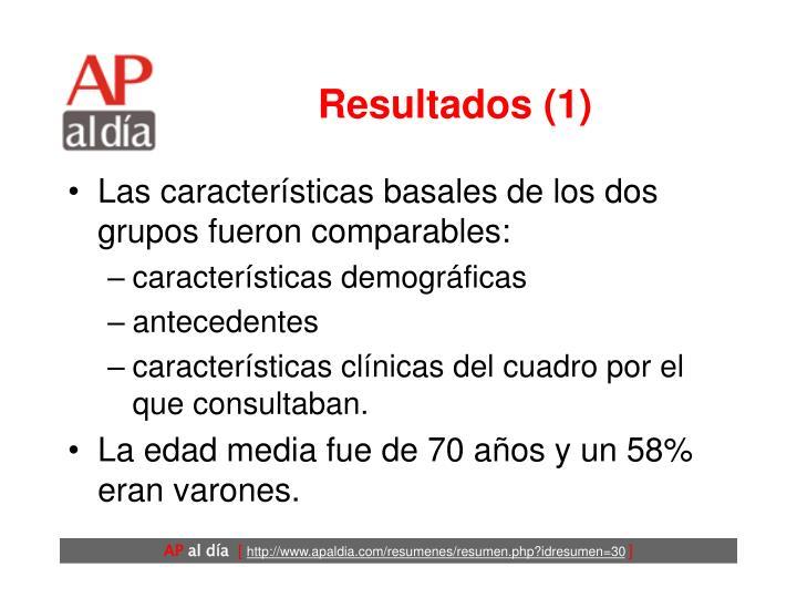 Resultados (1)