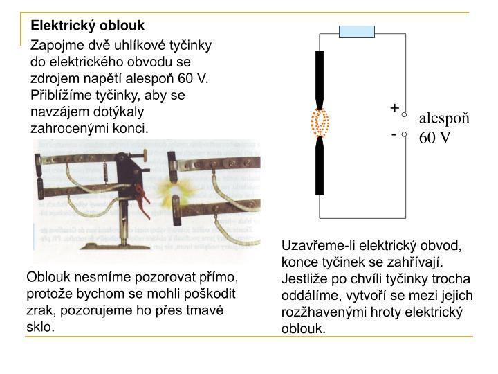 Elektrický oblouk