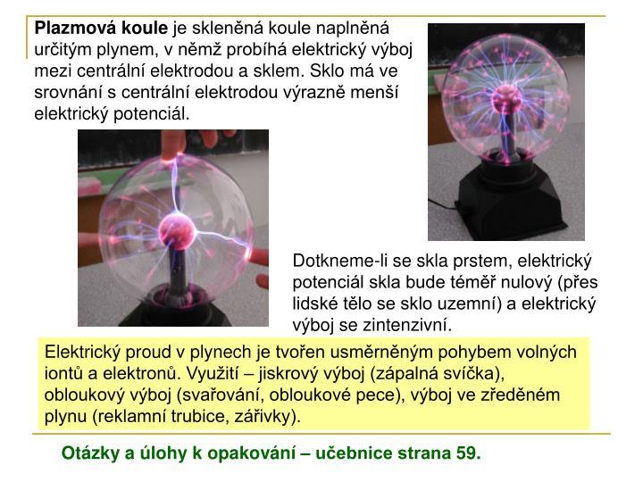 Plazmová koule