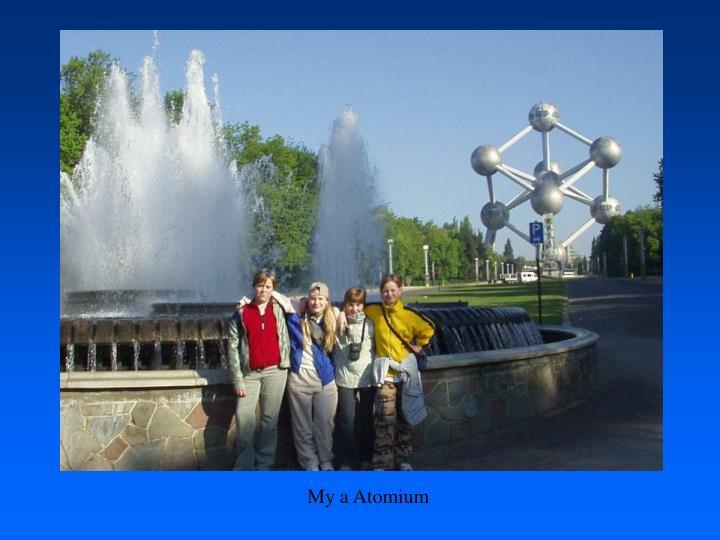 My a Atomium