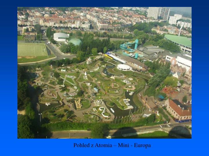 Pohled z Atomia – Mini - Europa