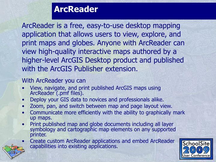 ArcReader