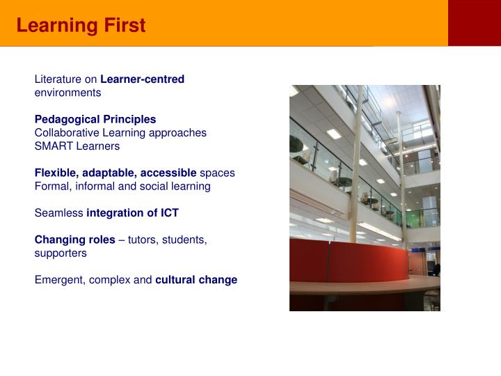 Challenges for libraries in 'eLearning'