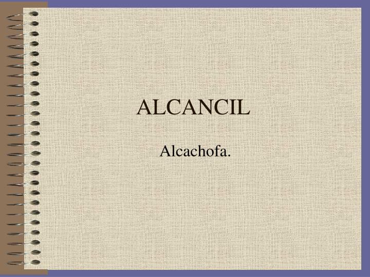 ALCANCIL