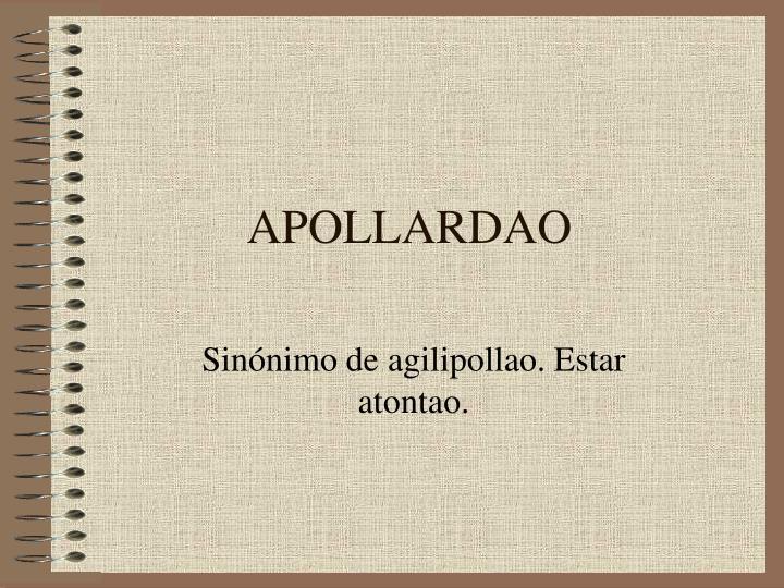 APOLLARDAO