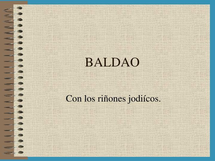 BALDAO