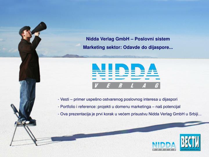 Nidda Verlag GmbH
