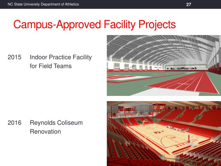 2015Indoor Practice Facility