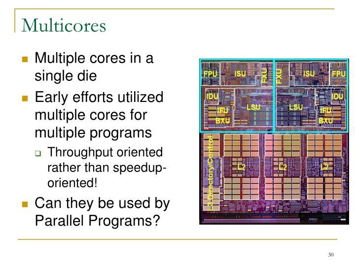 Multicores