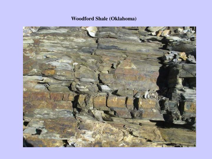 Woodford Shale (Oklahoma)
