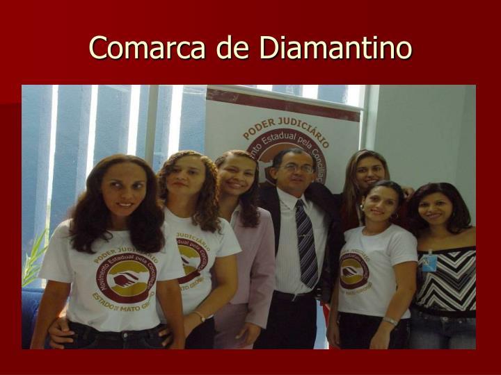Comarca de Diamantino