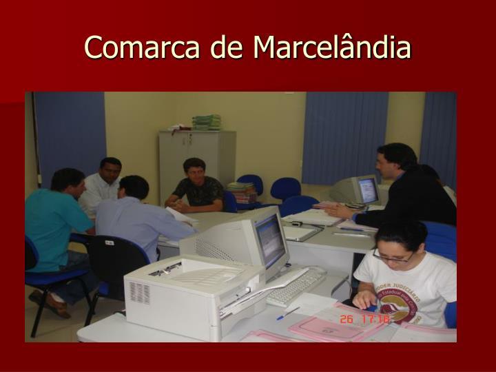 Comarca de Marcelândia