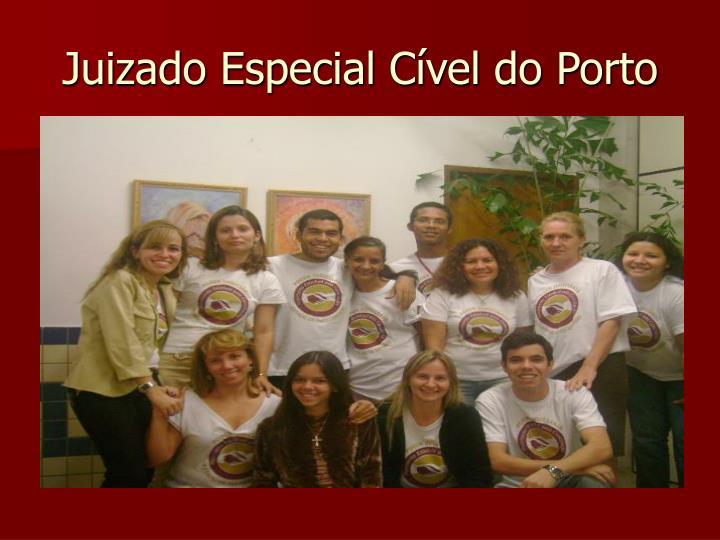 Juizado Especial Cível do Porto