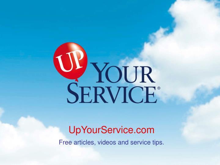UpYourService.com